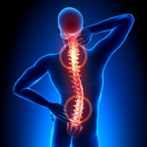 Mobile Om Treats Back Pain